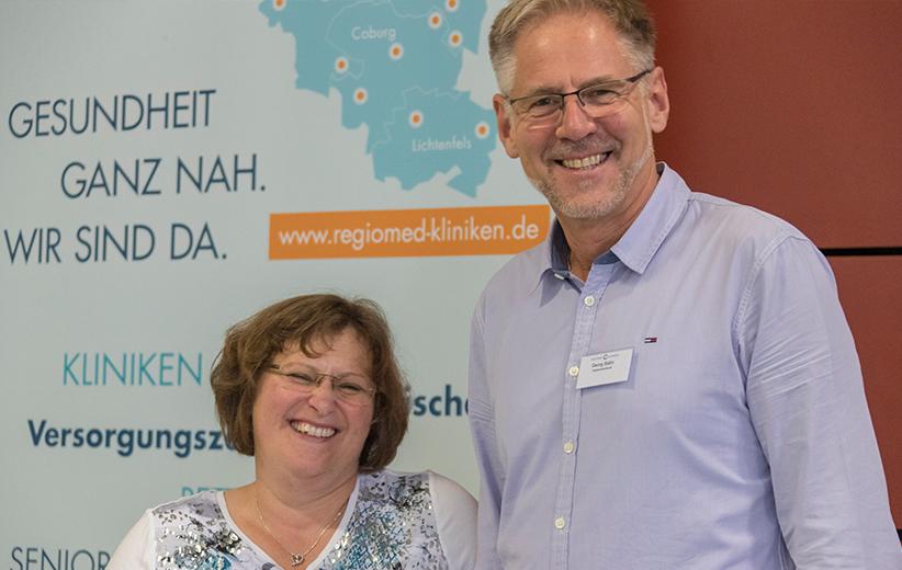 regiomed-kliniken-frau-truetschel-und-herr-staehr-wundkongress-badstaffelstein