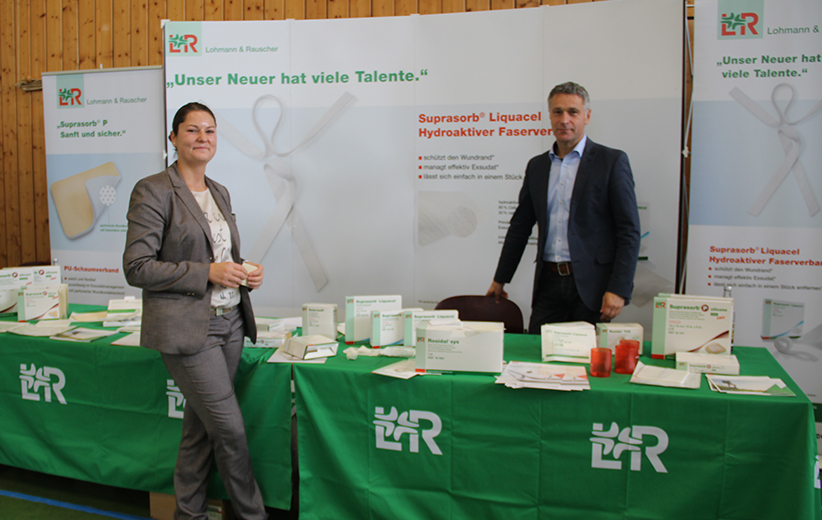 Ausstellung L & R