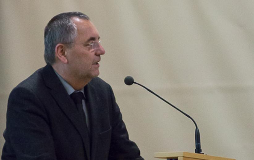 Begrueßungsworte durch den Ersten Buergermeister Herrn Juergen Kohmann