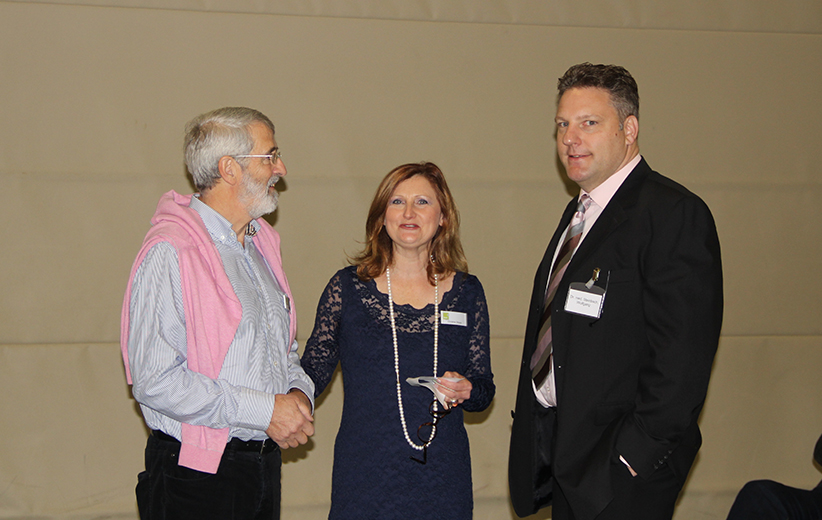 Dr. med. Wolfgang Steinbach, Christine und Holger Strack