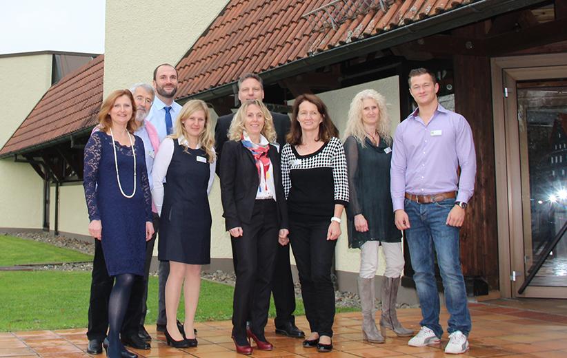 MediCare Teamfoto Wundkongress 2014 Abschluß