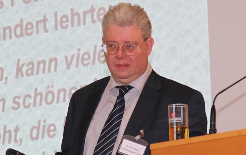Vortrag Dr. Schimmelpfennig Mikrobiologie