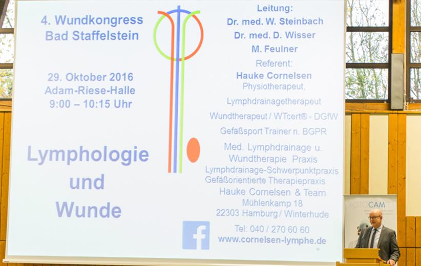 Vortrag Lymphologie