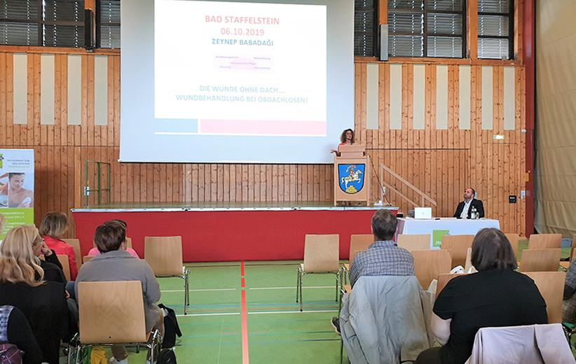 Vortrag Zeynep Babadagi